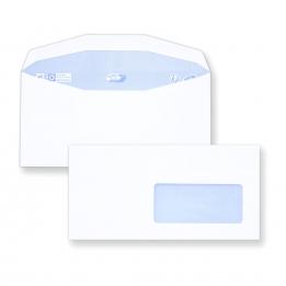 Enveloppe mécanisable C6/C5 - 114x229 avec fenêtre 45x100