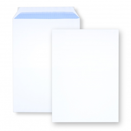Enveloppe auto-adhésive C4 - 229x324 sans fenêtre