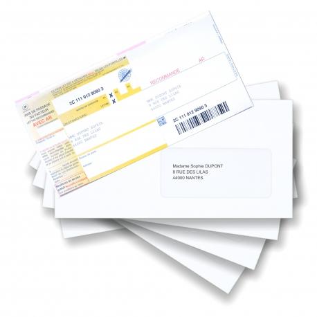 Prestation complète de mailing recommandé