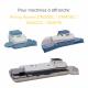 Cartouche pour machines à affranchir Pitney Bowes DM300c | DM400c | DM425c