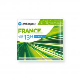 Prêt-à-Expédier Chrono 13 enveloppe 1 kg France métropolitaine