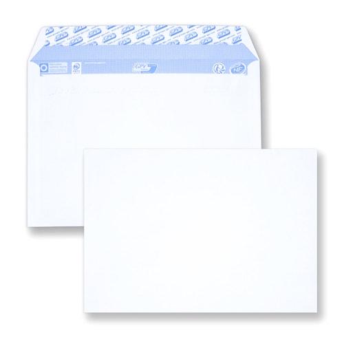 Enveloppe auto-adhésive C5 162x229 sans fenêtre
