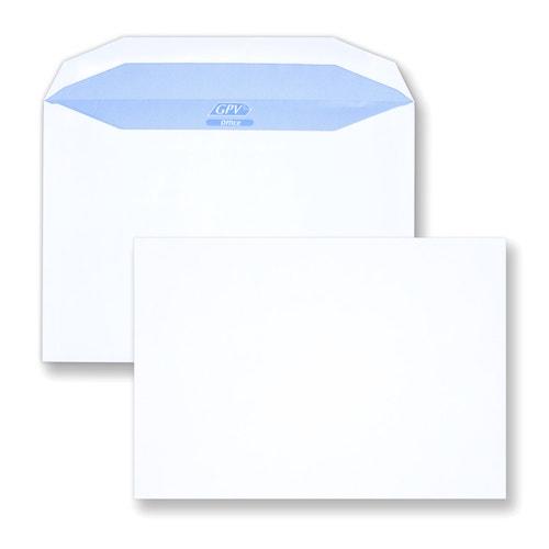 Enveloppe mécanisable C5 162x229 sans fenêtre