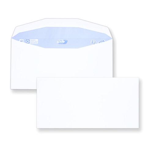 Enveloppe mécanisable C6/C5 114x229 sans fenêtre