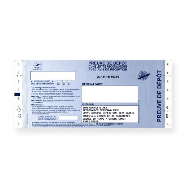 Envoyer Un Mail En Recommande Avec Accuse De Reception