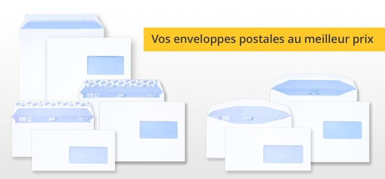 Bureaudeposte.net : Vos enveloppes postales au meilleur prix